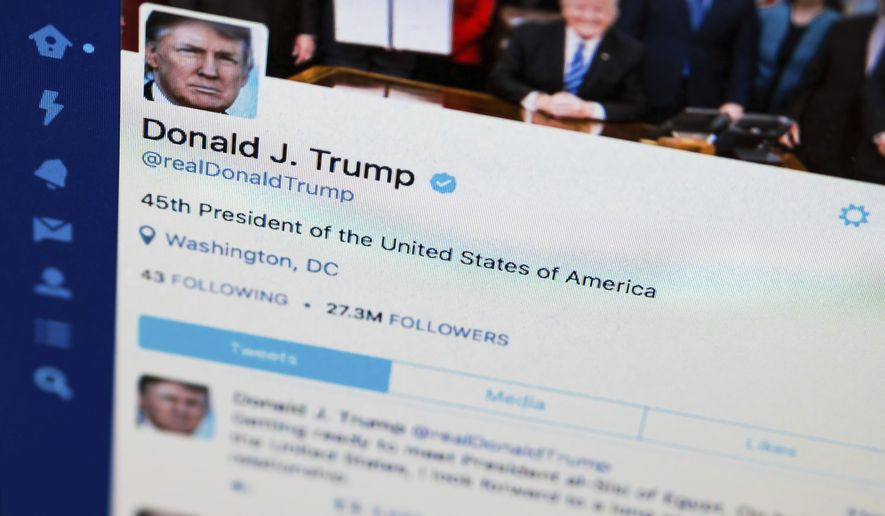 Donald Trump is about to break ground as the most controversial former president in modern American history, with a direct line to 88.5 million followers. (Associated Press/File)
