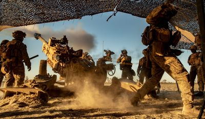 The Marine Corps is on a path toward sweeping changes. Proposals to remake the Corps into a leaner, more efficient fighting force include giving up all of its tanks, dramatically remaking its artillery batteries and reducing the number of active-duty service members. (U.S. Marine Corps photograph)