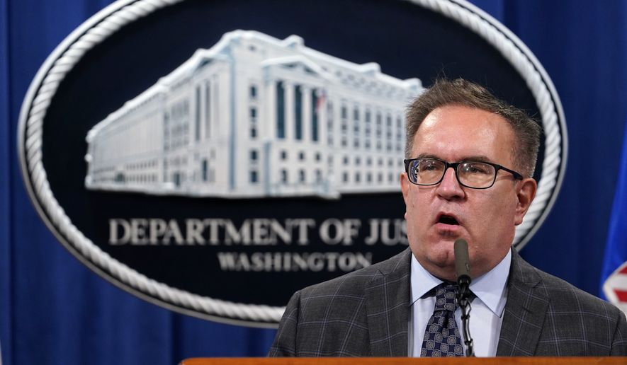 EPA Administrator Andrew Wheeler's signing of the so-called secret science rule drew fierce backlash from Democrats and environmentalists who say it would limit the agency's access to research, compromise privacy and threaten current regulations. (AP Photo/Susan Walsh, Pool, File)