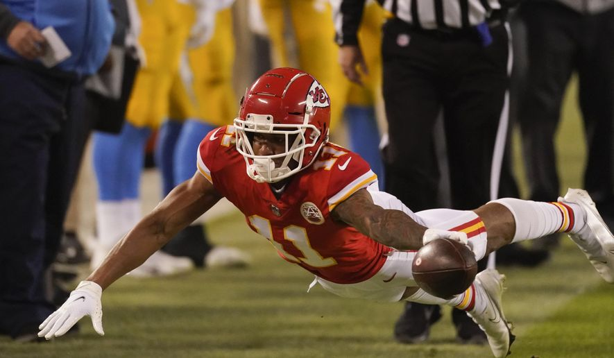 Chiefs Aim For Quicker Starts As They Begin Title Defense Washington Times
