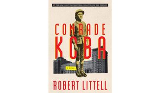 Comrade Koba (book cover)