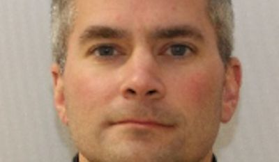 U.S. Capitol Police Officer Brian D. Sicknick died on Thursday, Jan. 7, 2021, due to injuries sustained the day before while on duty at the pro-Trump protest that turned violent during a joint session of Congress to certify the 2020 presidential election. (Image courtesy of U.S. Capitol Police)