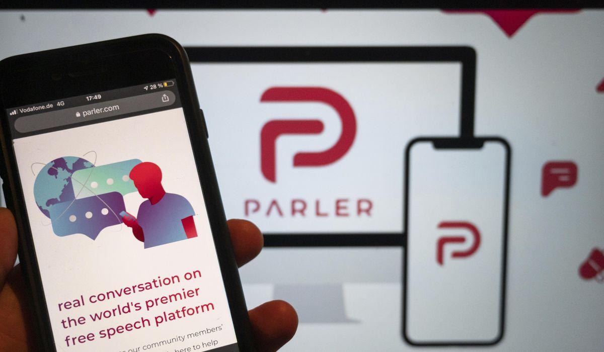 Parler resurfaces: 'Our return is inevitable'