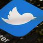 FILE - This combination of photos shows logos for social media platforms Facebook and Twitter. Shares of social media and other tech companies slid Monday, Jan. 11, 2021 amid fallout the siege on the U.S. Capitol by supporters of President Donald Trump's supporters. (AP Photo/File)