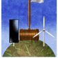 Illustration on SCOTUS and climate policy legislation by Alexander Hunter/The Washington Times