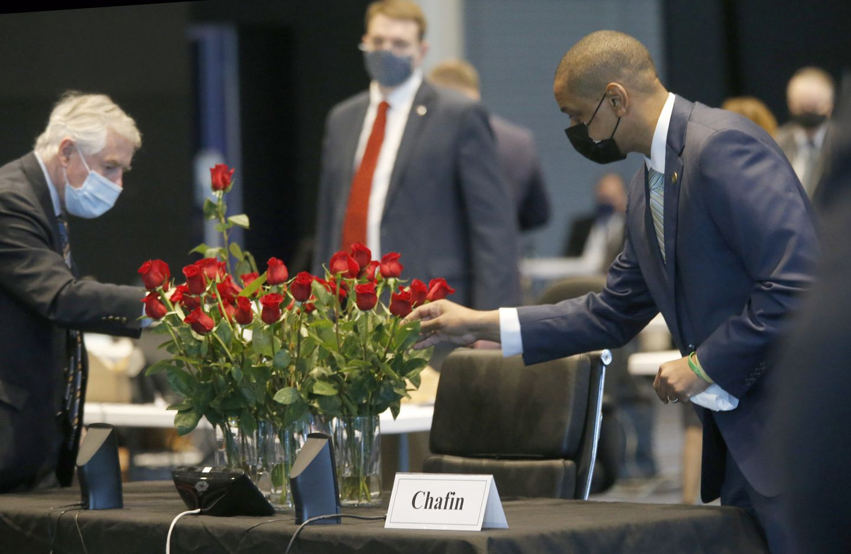Virginia Senate mourns late GOP Sen. Ben Chafin