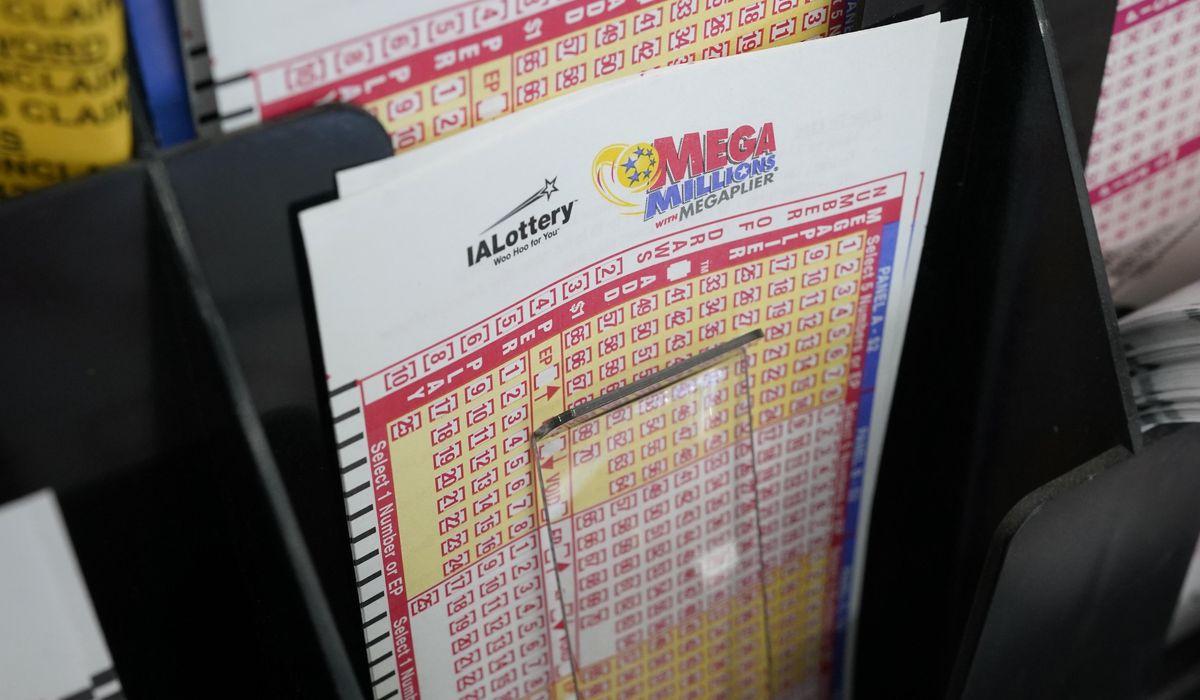 Mega Millions reveals winning numbers as jackpot resets