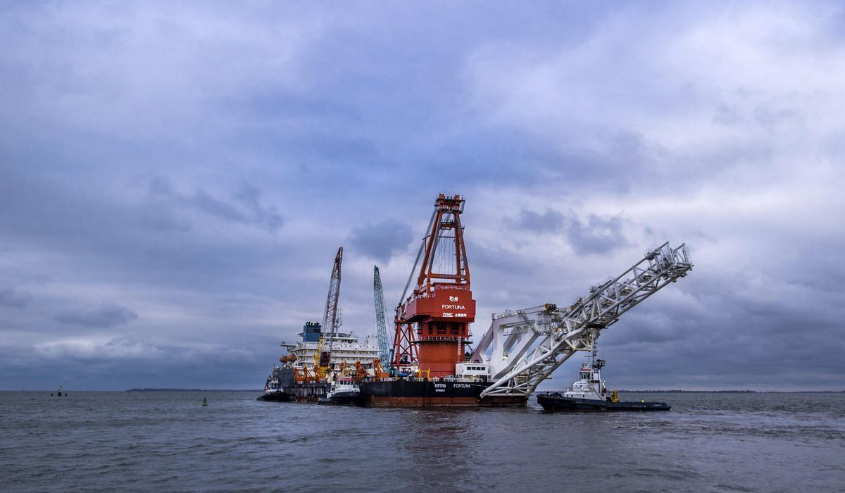 Russia: Gas pipeline to Germany at risk after US sanctions