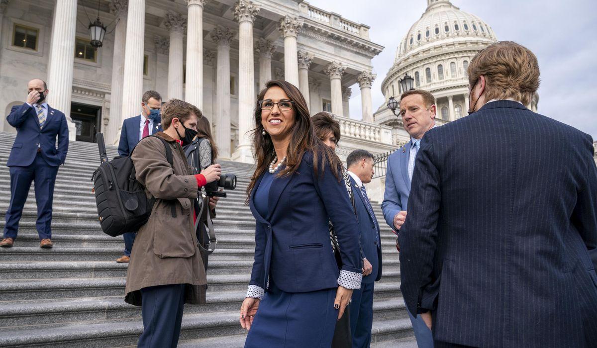 Lauren Boebert seeks dismissal of 'baseless and partisan' Capitol riot ethics complaint