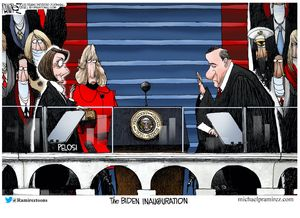 The Biden Inauguration