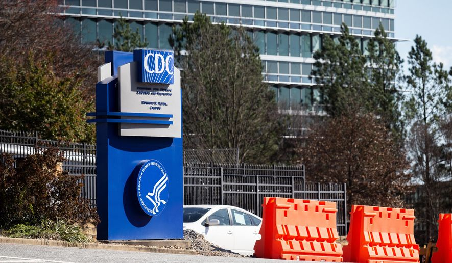 This March 6, 2020 file photo shows the headquarters for Centers for Disease Control and Prevention in Atlanta. Dr. Rochelle Walensky, an infectious-diseases specialist at Harvard Medical School and Massachusetts General Hospital, is expected to become CDC director after Biden is inaugurated. (AP Photo/ Ron Harris, File)  **FILE**