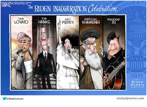 The Biden Inauguration Celebration