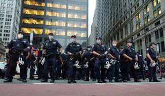 Police (Associated Press photo)