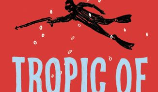 """This cover mage released by William Morrow shows """"Tropic of Stupid"""" by Tim Dorsey. (William Morrow via AP)"""
