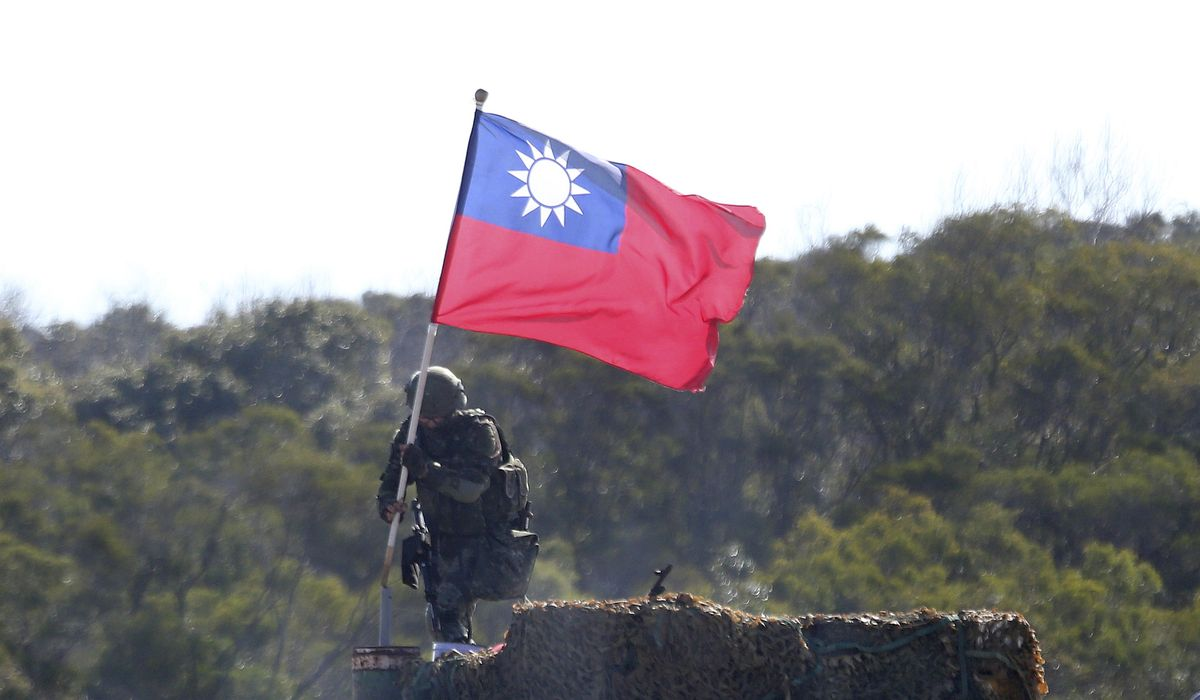 Marine Corps adviser's anti-Taiwan piece in Chinese propaganda outlet sparks outrage