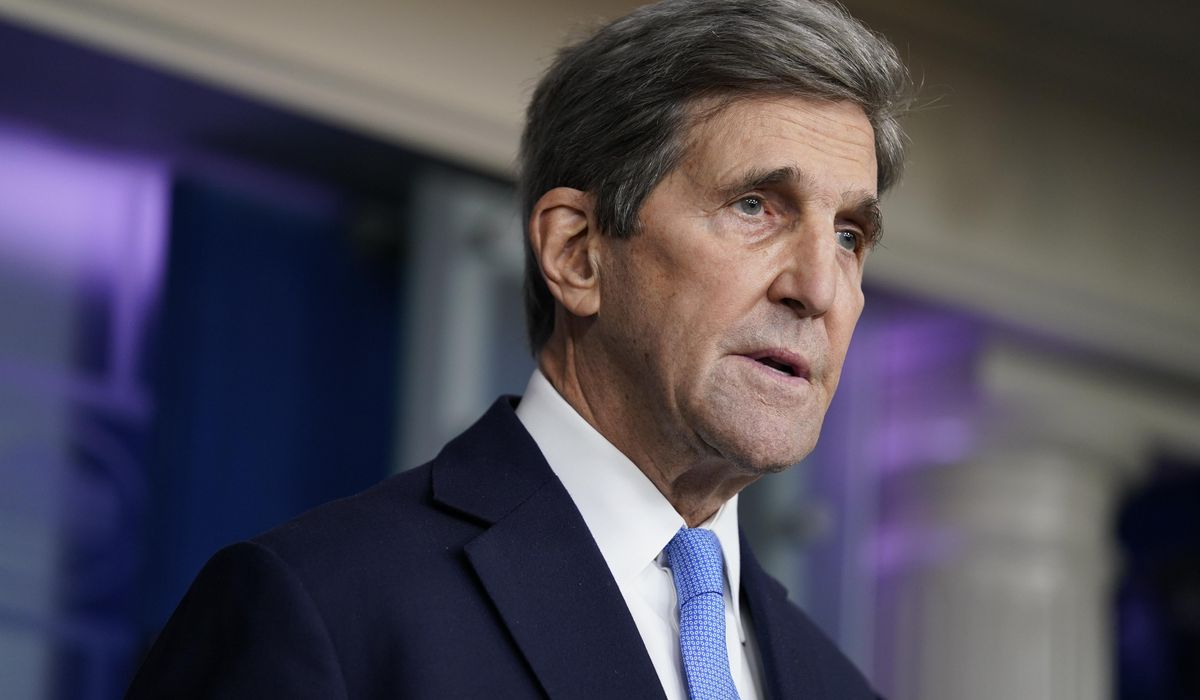 John Kerry never got out of bed with Iran