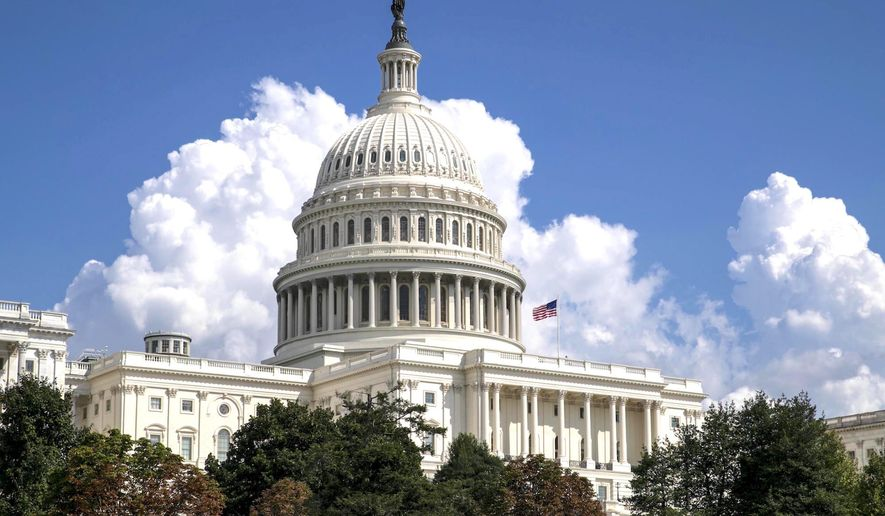 """Congress is the """"most racially and ethnically diverse in history,"""" according to a new study of the current population at the U.S. Capitol. (Associated Press)"""