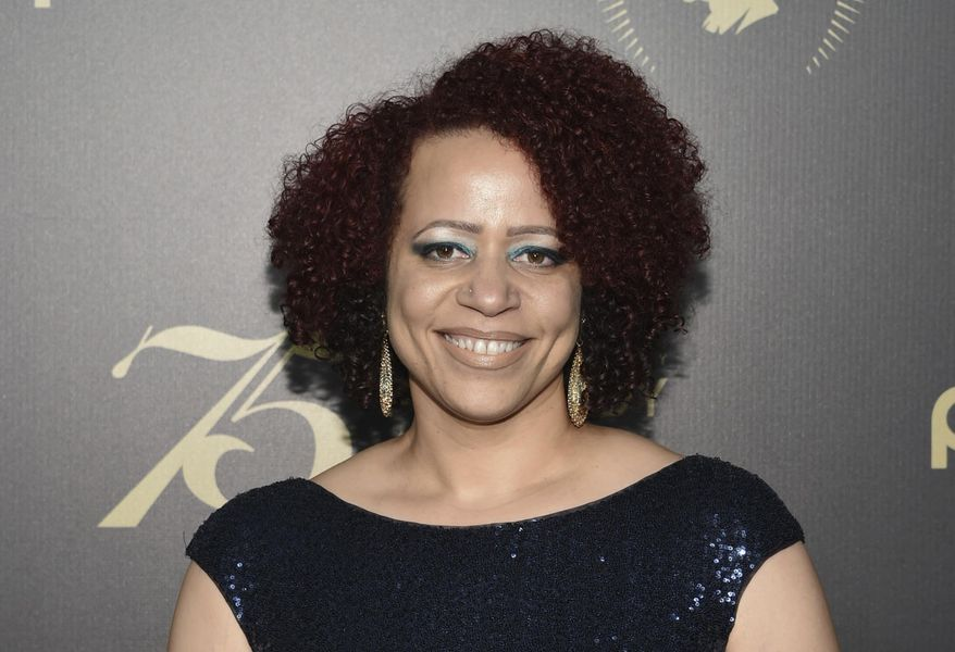 """In this Saturday, May 21, 2016, file photo, Nikole Hannah-Jones attends the 75th Annual Peabody Awards Ceremony at Cipriani Wall Street in New York. Proposals in Arkansas, Iowa and Mississippi would prohibit schools from using the New York Times' """"1619 Project,"""" that focused on slavery's legacy. Hannah-Jones, who won a Pulitzer Prize for the lead essay in the project, called it a work of journalism that wasn't intended to replace what's being taught in schools. (Photo by Evan Agostini/Invision/AP, File)"""