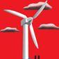 Illustration on American energy by Linas Garsys/The Washington Times