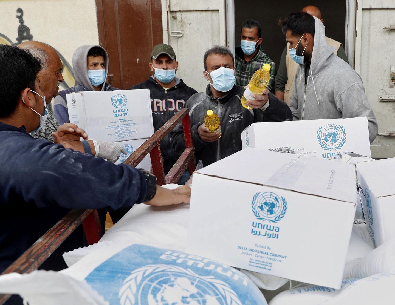 UN agency Joe Biden to fund teaches school kids Israel is evil