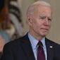 President Biden is reportedly not tuning into the second impeachment trial of former President Donald Trump. The trial began this week. (Associated Press)