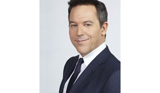 "This image released by Fox News Channel shows host Greg Gitfeld. Fox News Channel says it will give a weeknight talk show to its hard-edged satirist, Greg Gutfeld, starting this spring. Gutfeld has been hosting a weekend talk show and been a panelist on ""The Five."" (Fox News Channel via AP)"