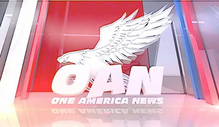 One America News has had the most online growth of any conservative news site, according to a study from SimiliarWeb, an industry group. (One America News)