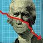 Illustration on investing under Biden by Linas Garsys/The Washington Times