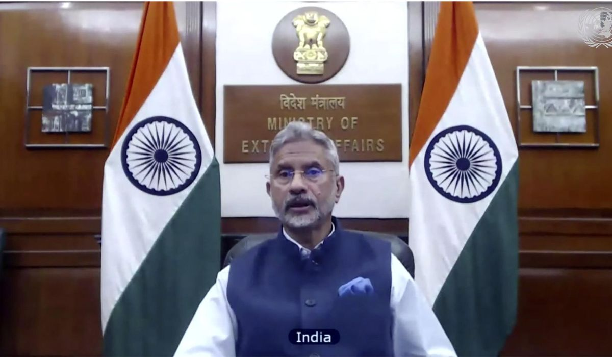 Indian minister pivots to virtual G-7 meeting after COVID-19 exposure