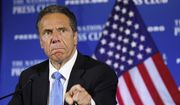 In this Wednesday, May 27, 2020, file photo, New York Gov. Andrew Cuomo speaks during a news conference, at the National Press Club in Washington. (AP Photo/Jacquelyn Martin, File)