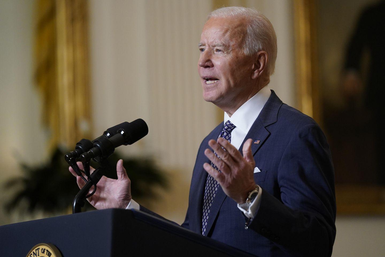 Joe Biden in 2007: 'I got arrested' at U.S. Capitol when I was 21