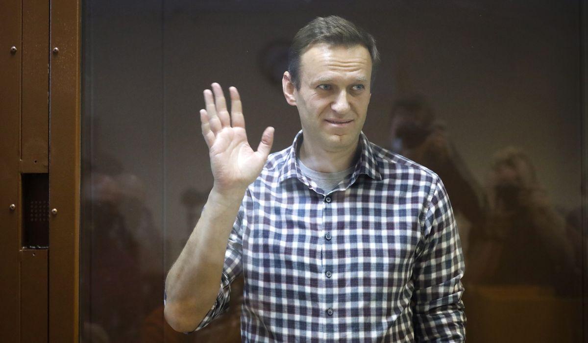 Vladimir Putin aides sanctioned over Alexei Navalny poisoning