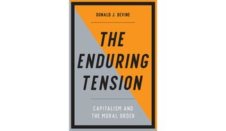 The Enduring Tension by Donald J. Devine (book cover)