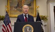 President Joe Biden speaks on the economy in the Roosevelt Room of the White House, Saturday, Feb. 27, 2021, in Washington. (AP Photo/Pablo Martinez Monsivais)