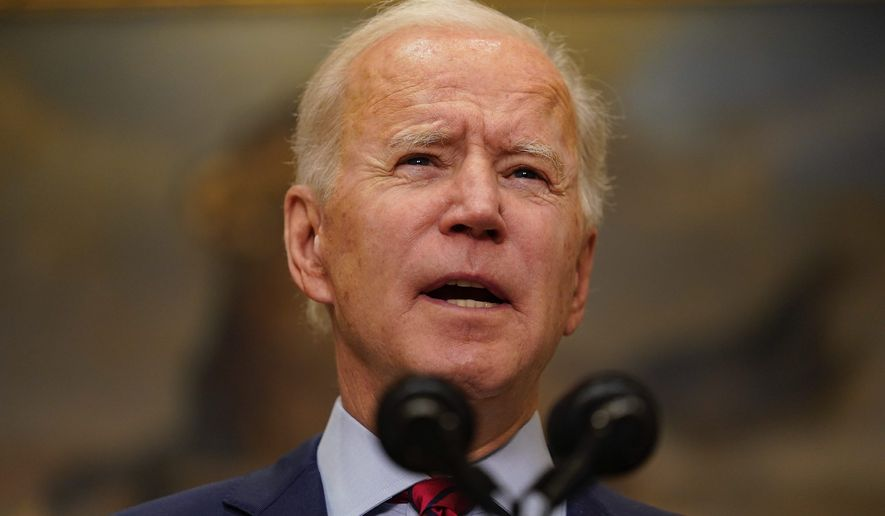 There are multiple factors being cited as reasons for President Biden's delay in delivering the State of the Union address, including the virus. (Associated Press)