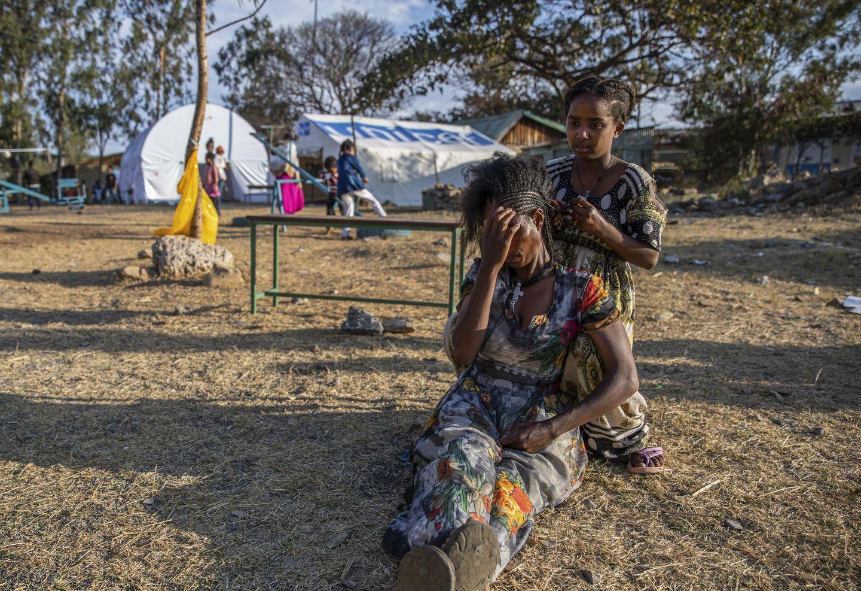 , [:en]U.S. is 'gravely involved' by studies of abuses in Ethiopia[:], Laban Juan