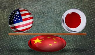 Spheres of Influence Illustration by Greg Groesch/The Washington Times
