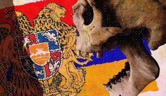 Armenia Atrocities Illustration by Greg Groesch/The Washington Times