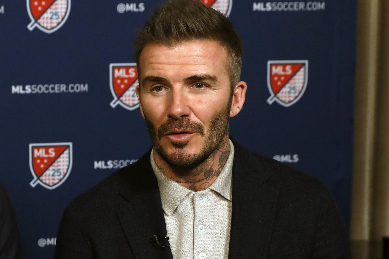 MLS investigating Beckham's Miami team over Matuidi signing