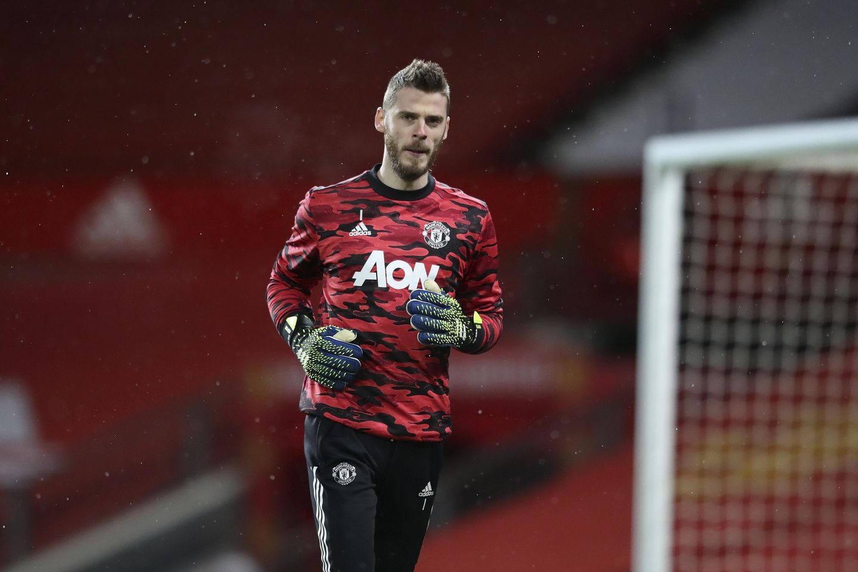 Solskjaer hopes to have goalkeeper De Gea back 'very soon'