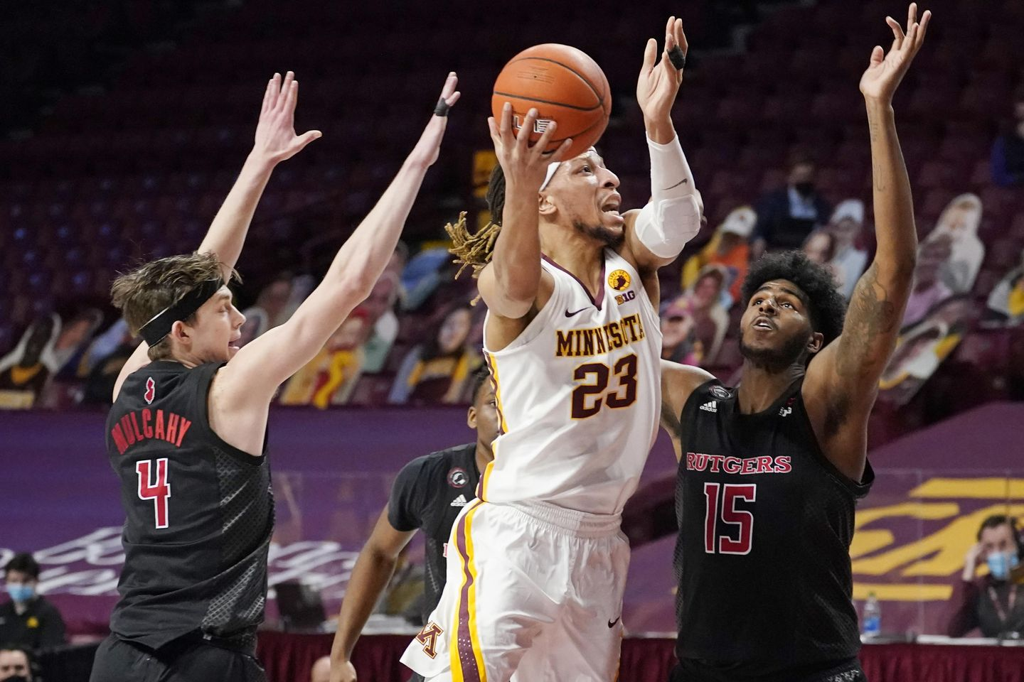 Young's 23 points leads Rutgers past Minnesota 77-70 in OT