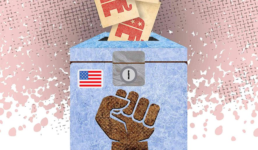 Informed Voting Illustration by Greg Groesch/The Washington Times