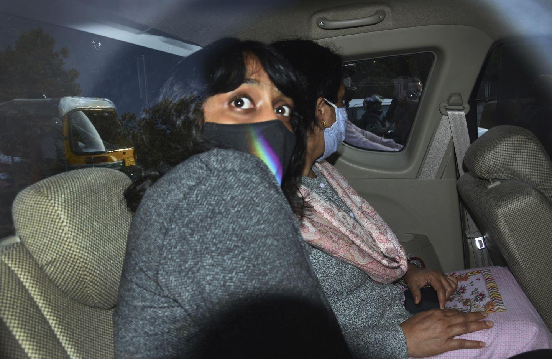 Indian activist's arrest spotlights crackdown on dissent