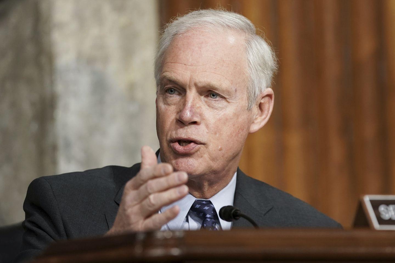 YouTube suspends Ron Johnson over hydroxychloroquine video; senator calls it 'arrogant' censorship