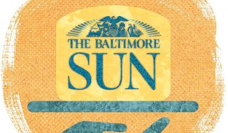 Serving up The Sun Illustration by Greg Groesch/The Washington Times
