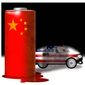Illustration on China and Biden's planned green policies by Alexander Hunter/The Washington times