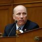 Rep. Chip Roy, R-Texas, speaks during a hearing on preparedness for and response to the coronavirus outbreak on Capitol Hill in Washington, Wednesday, March 11, 2020. (AP Photo/Patrick Semansky) ** FILE **