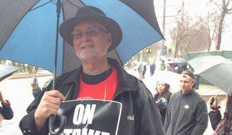Glenn Laird was a proud member of the United Teachers Los Angeles for decades, but he is now trying to break away over its anti-police campaign. (Glenn laird, courtesy of the Freedom Foundation)