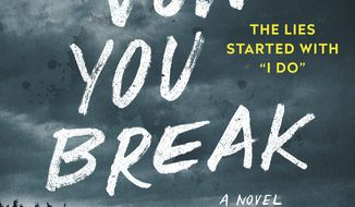 """This cover image released by William Morrow shows """"Every Vow You Break"""" by Peter Swanson. (William Morrow via AP)"""