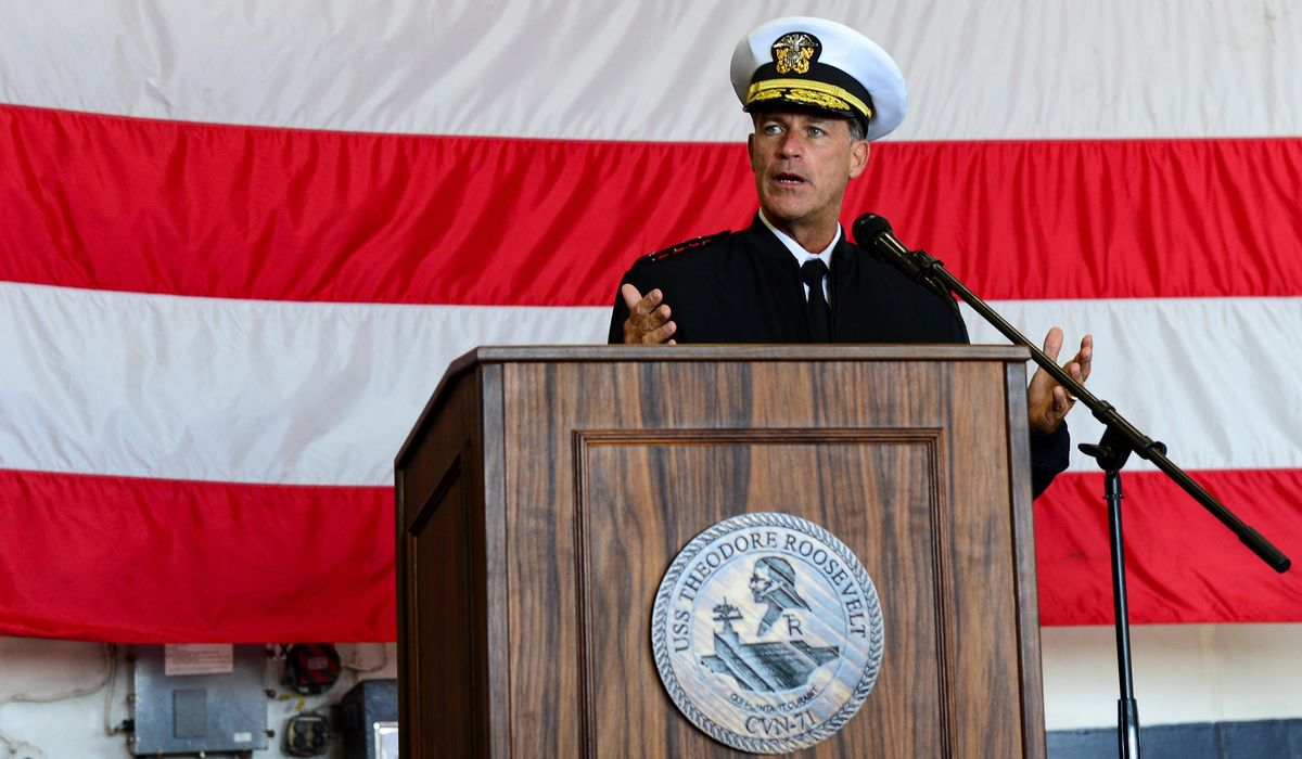 Pentagon's Pacific commander feels 'sense of urgency' to deter China